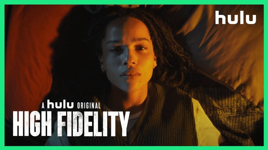 Hulu 平台播出影集 High Fidelity。