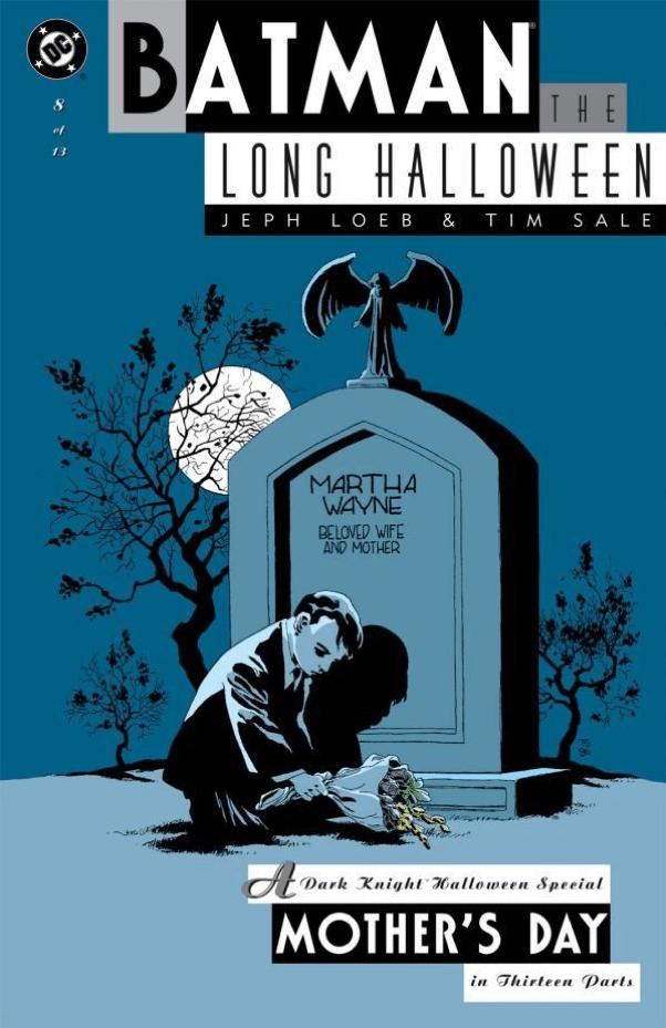 麥特李維斯編導,羅伯派汀森主演的《蝙蝠俠》電影,很可能改編自漫畫《漫長萬聖節》篇章。
