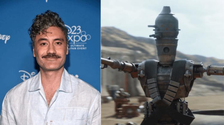 曾在星戰影集《曼達洛人》配音演出機器人的塔伊加維迪提確定將執導最新星戰電影。