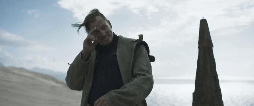 伍迪哈里遜 在《 星際大戰外傳 : 韓索羅 》飾演 韓索羅 的老師
