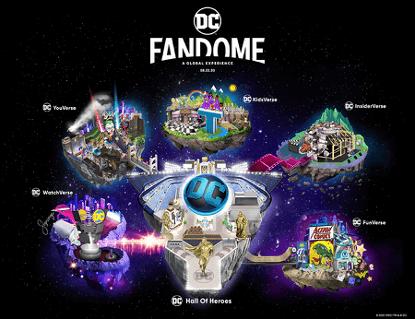 DC FanDome。