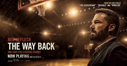 班艾佛列克主演的劇情片《回歸之路》。