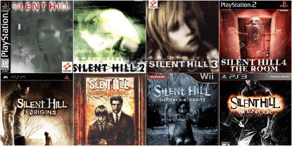 《沉默之丘》系列作品。