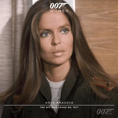 《007:海底城》安雅艾瑪索瓦。