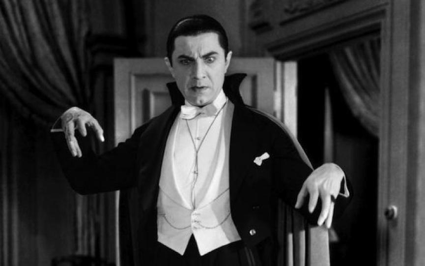 貝拉魯戈奇 20 年代電影界的一代鬼王。