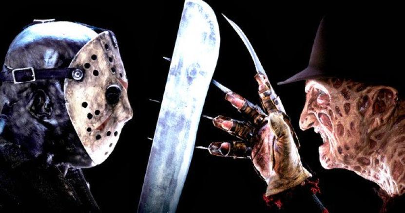 《 佛萊迪大戰傑森之開膛破肚 》(Freddy Vs. Jason)。