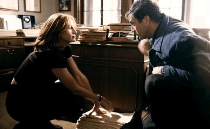 梅爾吉勃遜電影《綁票通緝令》劇照。