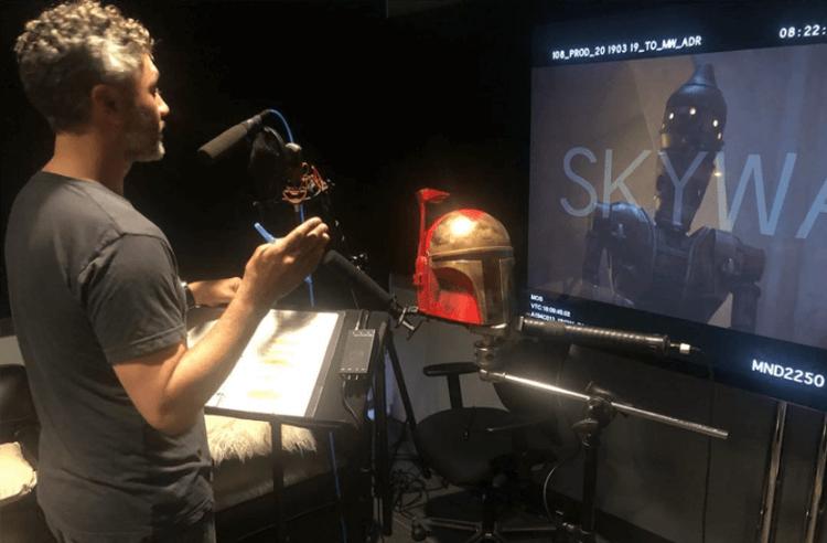 塔伊加維迪提為曾為星戰影集《曼達洛人》中的機器人 IG-11 配音,但接下來即將負責星戰電影導演工作。