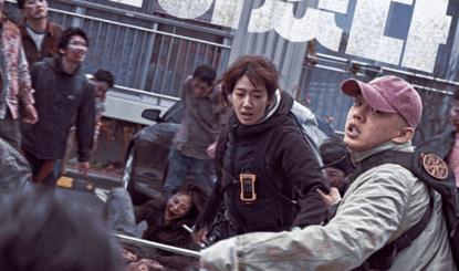 韓國殭屍電影《ALIVE》劇照。