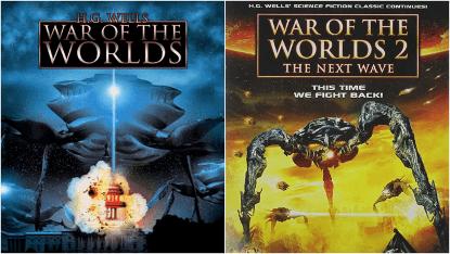 《H.G.威爾斯之世界大戰》。