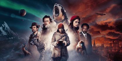 HBO 影集《黑暗元素》劇照,第二季即將上線首播。