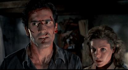 1981 年《屍變》劇照。