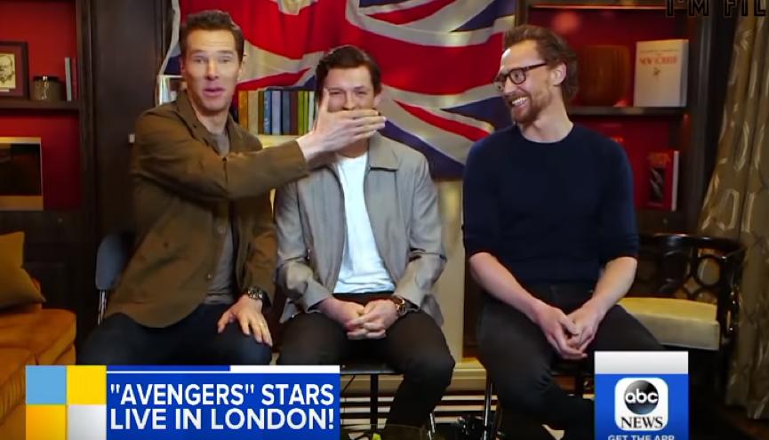 日前我們早已知道《 復仇者聯盟 》系列劇組早已在倫敦等地進行拍攝作業。