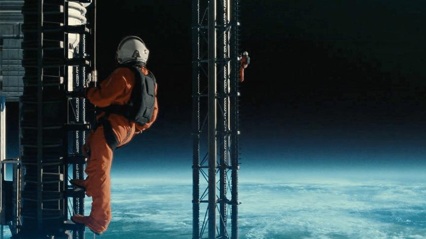 《星際救援》電影劇照。