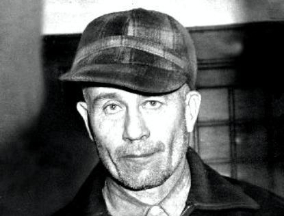 美國殺人魔艾德蓋恩。