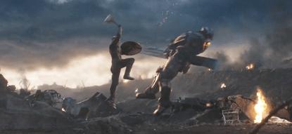 《復仇者聯盟 4:終局之戰》。