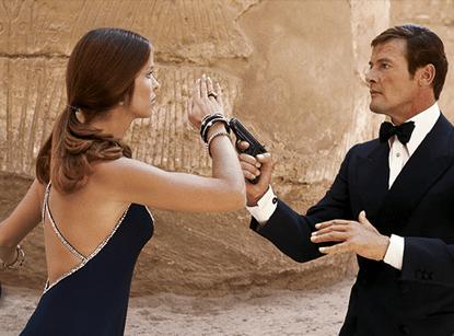 《007:海底城》劇照。
