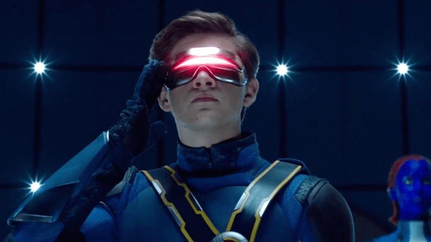 泰謝里丹在電影《X 戰警:天啟》中飾演新版獨目龍。