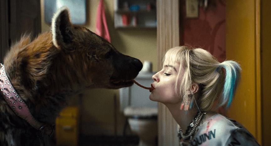 《猛禽小隊:小丑女大解放》電影劇照。