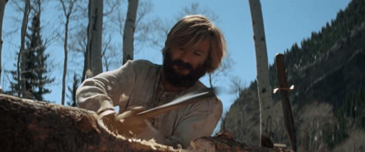 史蒂芬席格 1998 年電影《火線戰將》為躲避未知病毒侵襲而回歸原始山林生活的部份,有點類似 1972 年《猛虎過山》。