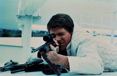 1968 年驚悚動作電影《目標》劇照。
