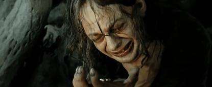 《魔戒二部曲:雙城奇謀》劇照。