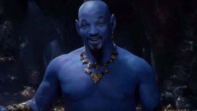 《阿拉丁》(Aladdin) 的威爾史密斯 (Will Smith)
