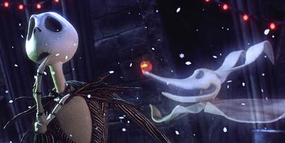《聖誕夜驚魂》劇照。