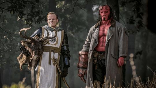 《地獄怪客:血后的崛起》(Hellboy)