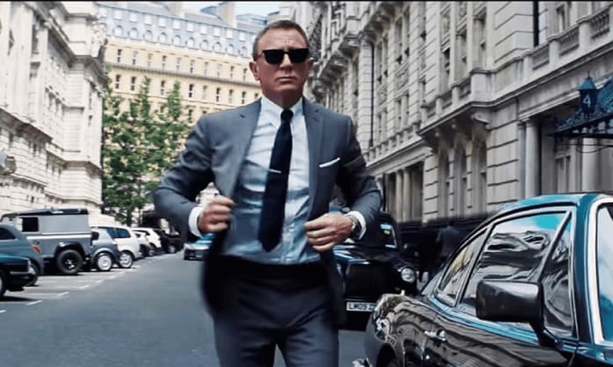 《007:生死交戰》電影劇照。