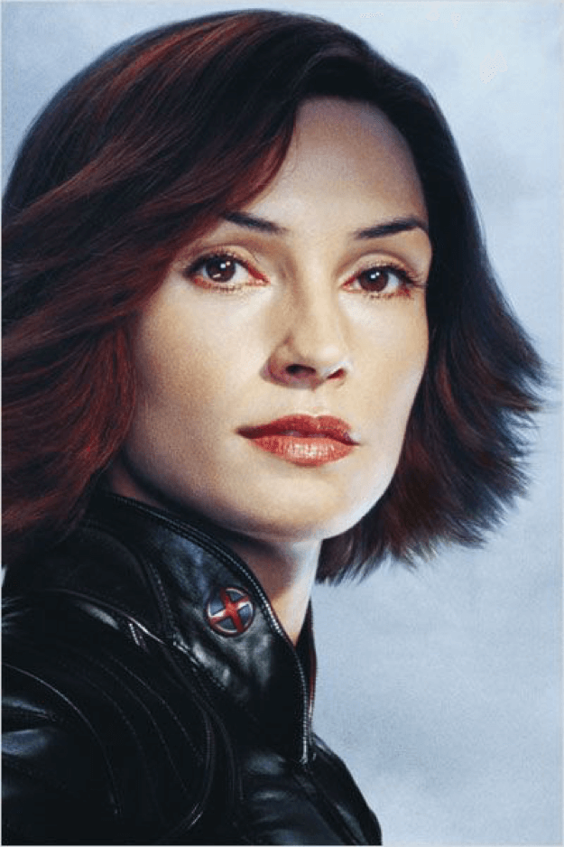 曾在《 X戰警 》系列飾演 琴葛蕾 (Jean Grey) 的氣質女星 芳姬詹森 (Famke Janssen) 。