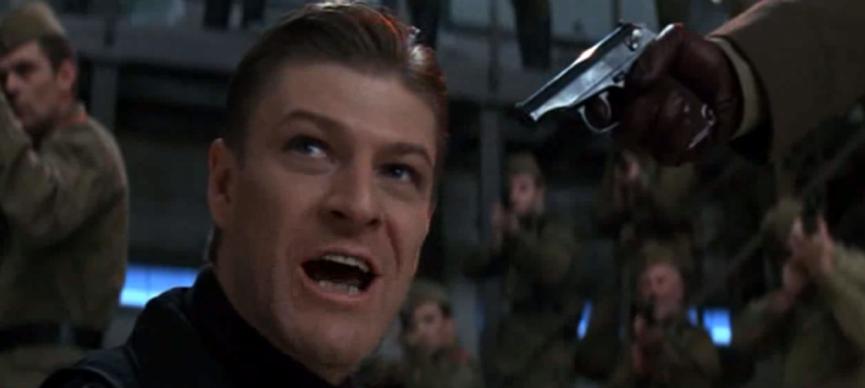 最棒的 西恩賓 之死,當然是《 黃金眼 》(Goldeneye) 中由他所飾演的 006 探員。