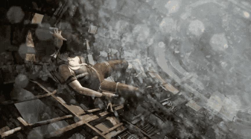 古墓奇兵 電玩版畫面01