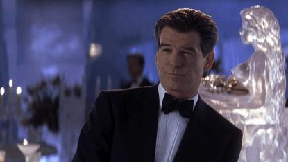 《007 誰與爭鋒》皮爾布洛斯南。