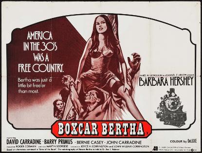 馬丁史柯西斯執導的 1972 年電影《冷血霹靂火》。