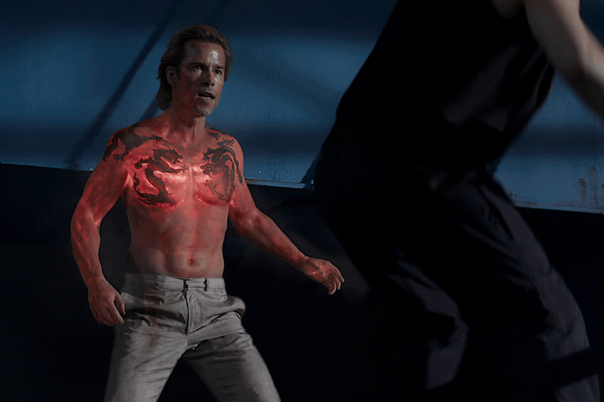 《鋼鐵人3》電影劇照。