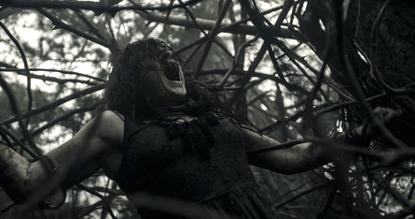 2013 年《屍變》劇照。