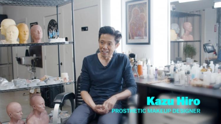 【人物特寫】讓《重磅腥聞》提名奧斯卡最佳化妝與髮型設計的人物造型藝術家:辻一弘首圖