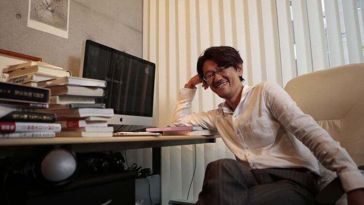 《哲人王:李登輝對話篇》導演園田映人。