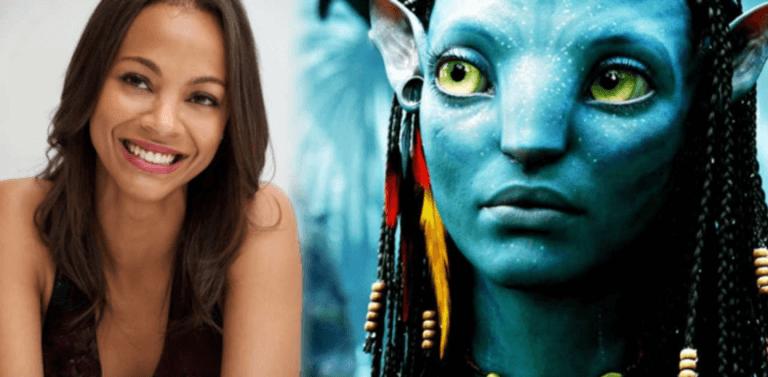 柔伊莎達娜 (Zoe Saldana) 每次聊起《阿凡達》(Avatar) 選上她成為女主角的經過時,總會自嘲一句話。
