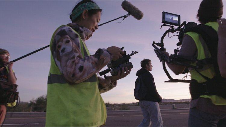 執導《游牧人生》的趙婷獲 2021 金球獎電影類最佳導演獎
