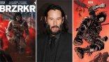 「殺神」來了!基努李維原創漫畫《狂戰士》將由 Netflix 開發真人電影與動畫影集,並由基哥親自擔當製作人、主演!