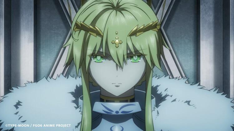 《Fate/Grand Order 神聖圓桌領域卡美洛 Wandering; Agateram》劇照。