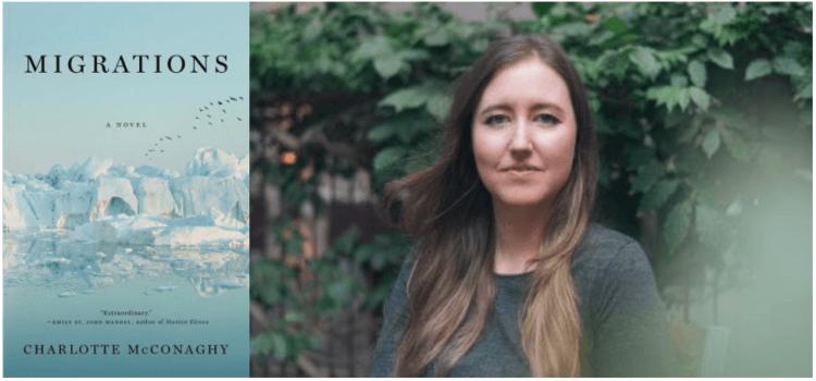 夏洛特麥康奈 (Charlotte McConaghy) 撰寫的小說《Migrations》即將推出同名電影。