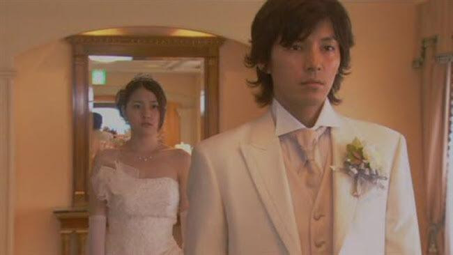 《求婚大作戰》長澤雅美與藤木直人。