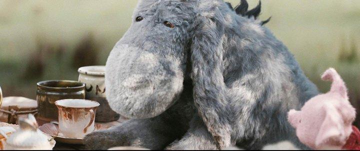 《 摯友維尼 》中的 驢子 屹耳 ,每每出場都是亮點。