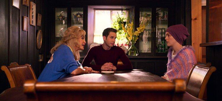 Netflix 原創影集 《 大政治家 》有影后潔西卡蘭芝加盟演出。