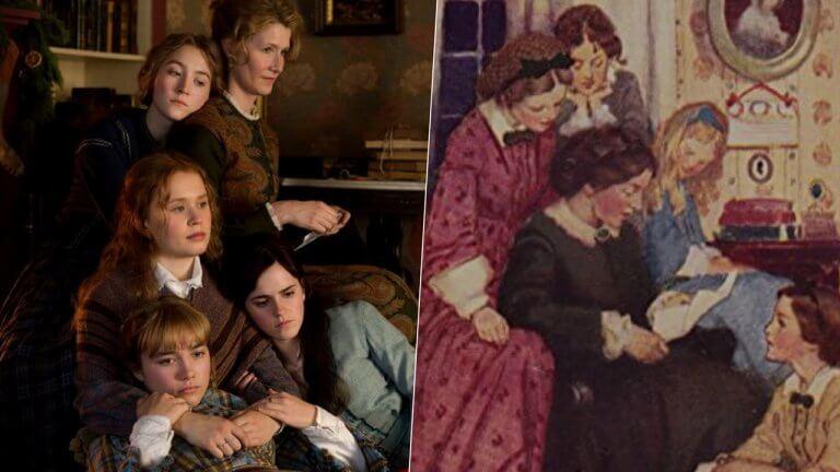 電影《她們》與小說《小婦人》有什麼不同?這 3 大差異讓《她們》有資格角逐奧斯卡劇本獎!