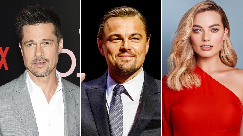 李奧納多、布萊德彼特、瑪格羅比共演昆汀塔倫提諾新片:邪教虐殺好萊塢女星事件
