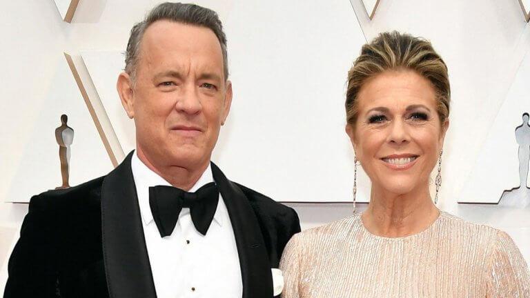 好萊塢病毒入侵?湯姆漢克斯和妻子皆確診新冠肺炎!《貓王》傳記電影前製工作暫停